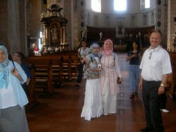 Frauen im Trierer Dom